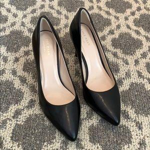 Cole Haan black heels